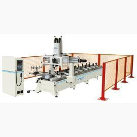 工业铝加工設備 四轴加工中心铝型材龙门四轴加工中心