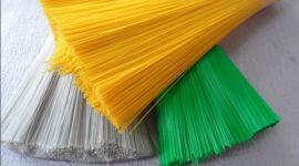 供应 PVC清洁丝 圆盘刷丝 马桶刷丝 波纹丝 农工业清洁丝