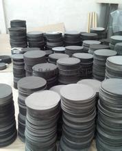 厂家大量供应宝圣鑫不锈钢过滤圆片、冲压片、包边网片