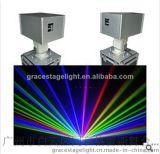 格蕾斯防水5W大功率单绿激光灯摇头激光灯地标激光 户外楼顶射灯 镭射灯