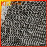 钎焊炉网带 插销挡边网带 SUS 314耐高温网带