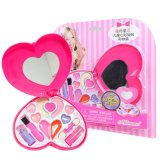 儿童化妆品套装玩具公主彩妆盒节日表演化妆盒无毒女孩化妆专用