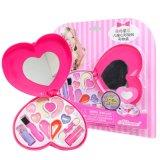 兒童化妝品套裝玩具公主彩妝盒節日表演化妝盒無毒女孩化妝專用