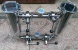 双联过滤器 304  过滤器 不锈钢双联过滤器