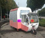 天縱TZCC-3金屬保溫電動三輪小吃車