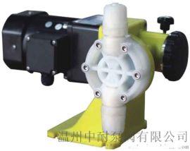 中耐DJL型隔膜计量泵