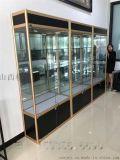 太原展示柜定制  化妆品展示柜 珠宝展示柜