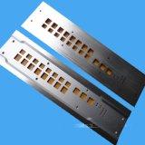 供應隱藏式高檔桌面插座鋁面板