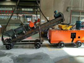 喷浆系统 PTS8型推链式混凝土喷射机