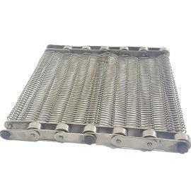 Wire mesh belt 不锈钢链条网带