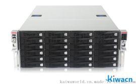 Kiwacn凯王 4U 24盘位存储服务器机箱