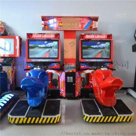 赛车游戏机 游乐场投币电玩 TT摩托