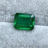 绚彩珠宝3.84克拉优质祖母绿,大量供应祖母绿裸石