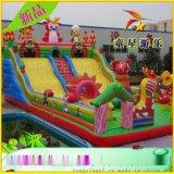 无锡童星小本投资/充气大滑梯/公园游乐设备/新型游乐设备图片