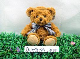 节日礼品填充毛绒玩具熊