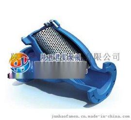 铸铁过滤器 法兰Y型过滤器 水用过滤器 粗效固液分离