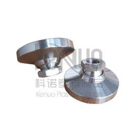 全不锈钢内螺纹m20调节脚座 重载地脚杯 转动调整脚
