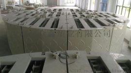 河南郑州PP板IC厌氧反应器,三相分离器生产厂家