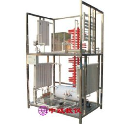 SZJ-CN01型 单元住宅楼分户热计量采暖系统实训装置