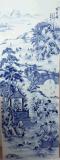 陶瓷   瓷板畫批發銷售定製條幅瓷板畫加工匾額瓷板畫訂做