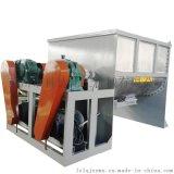 304不锈钢硅藻泥混合机  卧式干粉搅拌机
