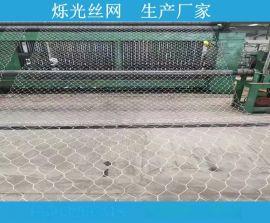 河南镀锌石笼网 河道石笼网 石笼护坡 格宾笼厂家