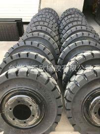 拖車實心輪胎6.00-9 300-15多功能臺車