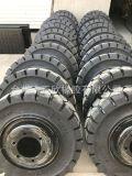 拖车实心轮胎6.00-9 300-15多功能台车