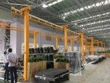 kbk起重机500kg自立钢结构柔性轨道