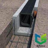 定制一体式排水沟 不锈钢排水沟盖板 HDPE排水沟