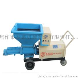 申鑫牌新型砂浆泵  搅拌输送一体机  小型混凝土泵