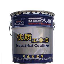 大桥牌金属漆 丙烯酸聚氨酯面漆定做生产