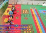 雷辰恒星承接悬空拼装地板 用于幼儿园  游泳池等