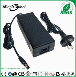 29.2V3A铁锂电池充电器 29.2V3A 澳规RCM SAA C-Tick认证 29.2V3A磷酸铁锂电池充电器