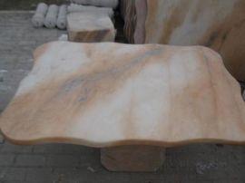 户外休闲石桌椅 石椅子石桌产地 装饰的一大景点