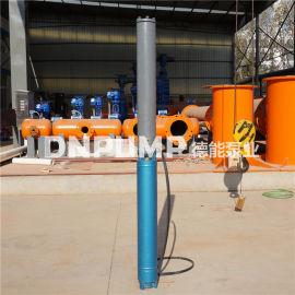 QJ井用潜水泵选型手册