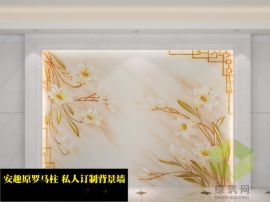 广东阳江电视背景墙 欧式背景墙厂家定制销售