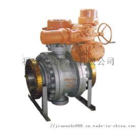电动固定式球阀 Q347F-16C /25/40