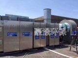 供应杭州低温等离子uv光解除臭设备一体机
