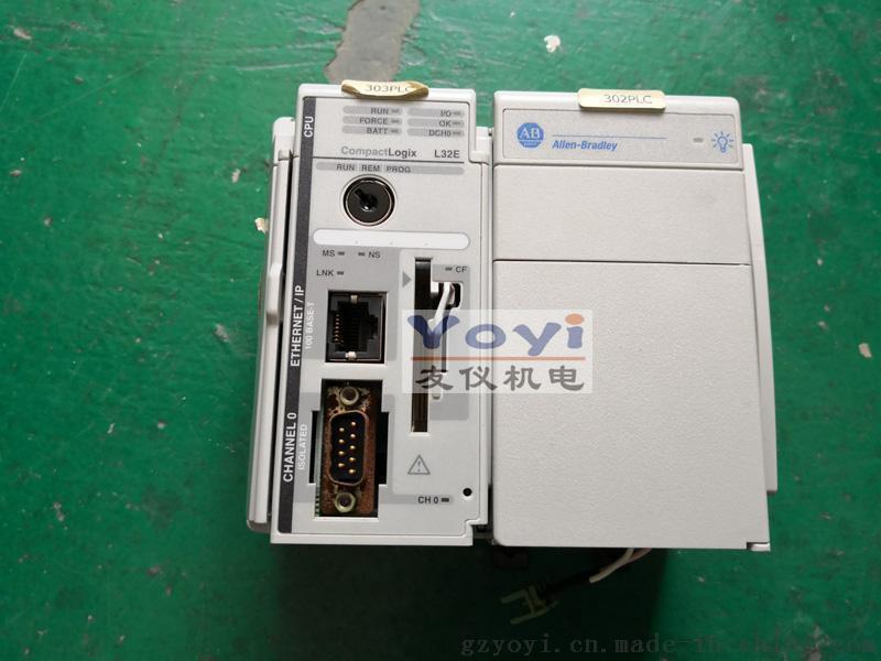 罗克韦尔PLC1769-L32E维修