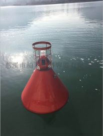 水面警示标记航标 航道警示用塑料浮标介绍