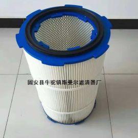 喷粉涂装线除尘滤芯滤筒