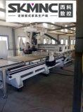 北京双主轴排钻包机器四工序雕刻机正版云熙软件