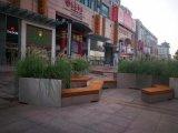 造型不鏽鋼戶外椅 不鏽鋼廣場休閒凳廠家生產