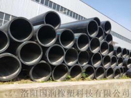 洛阳国润PE100级给水管粘接方法