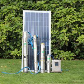 顶峰3dss直流无刷不锈钢太阳能水泵