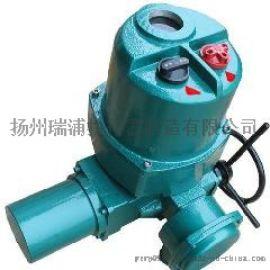 扬州瑞浦Q型20-1部分回转阀门电动执行器