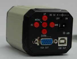 VGA+USB工业相机