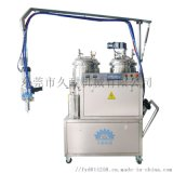 久耐机械小型高精密硅胶发泡机厂家
