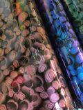 新款现货供应变色龙水晶系列: 豆瓣纹、纹皮纹、迷彩纹